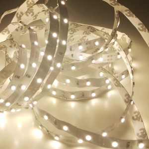 Economic   indoor LED strip 300 SMD 3528 1m WARM WHITE